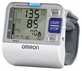 Omron BP652 7 Series Wrist Monitor