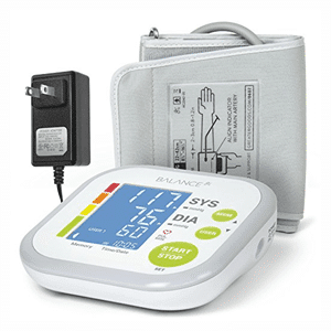 Balance Blood Pressure Monitor Kit