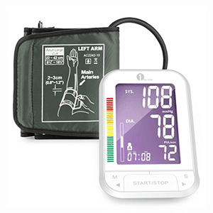 1byone Blood Pressure Monitor