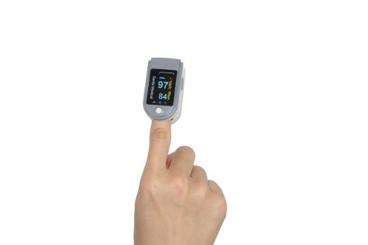best finger blood pressure monitor