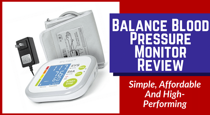 Balance Blood Pressure Monitor Review